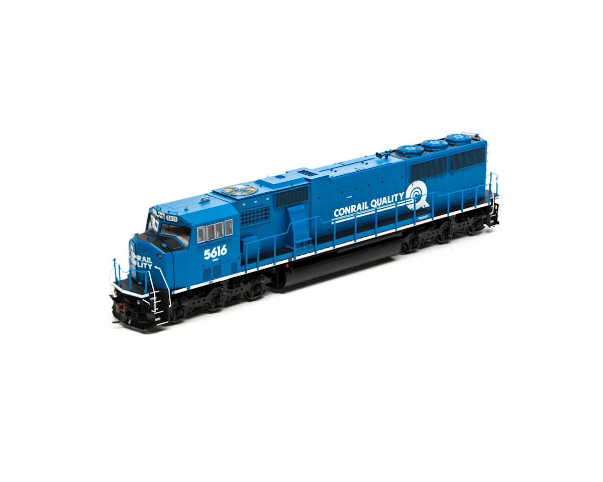 Athearn HO SD60I w/DCC & Sound, CR #5616