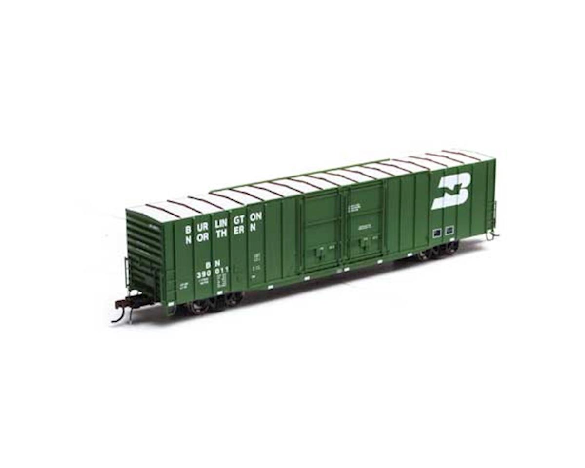 Athearn HO 60' PS Auto Box, BN #390011