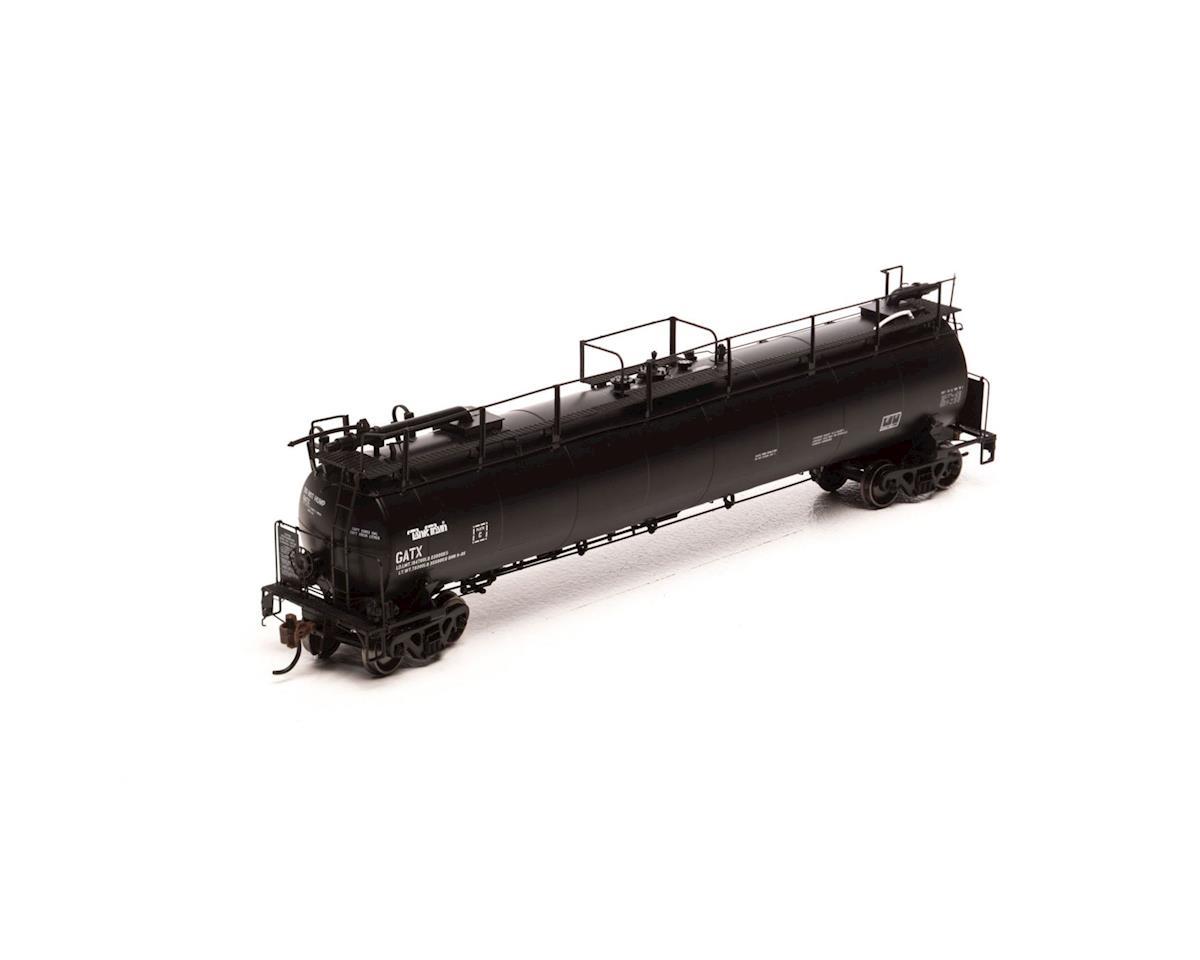 Athearn HO TankTrain Intermediate Car, GATX/Late No #