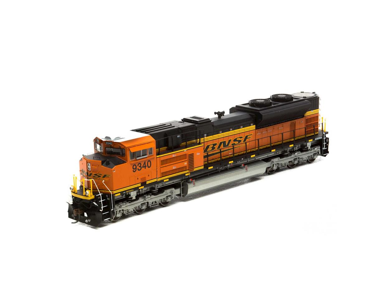 HO SD70ACe, BNSF #9340 by Athearn