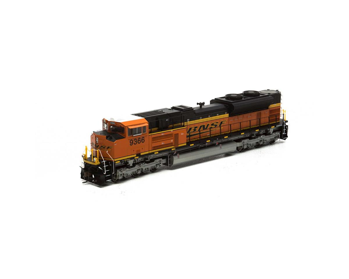 HO SD70ACe, BNSF #9366 by Athearn