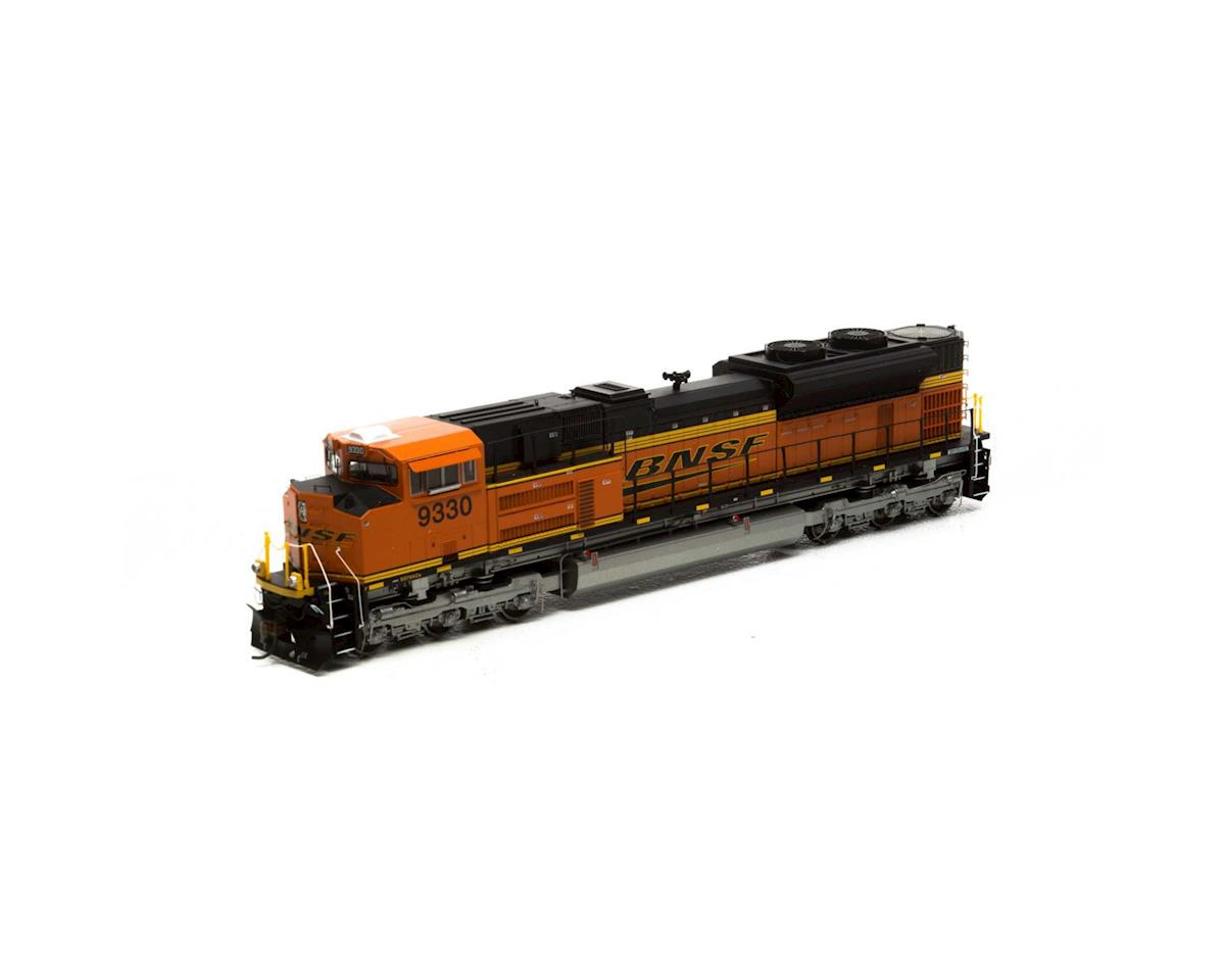 HO SD70ACe, BNSF #9330 by Athearn