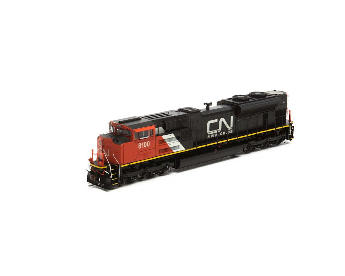Athearn HO SD70ACe, CN #8100/Re-Paint