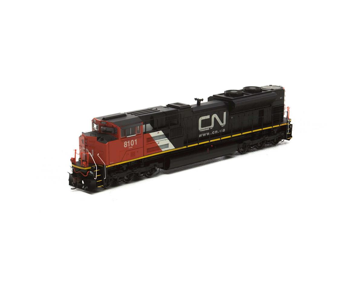 Athearn HO SD70ACe, CN #8101/Re-Paint
