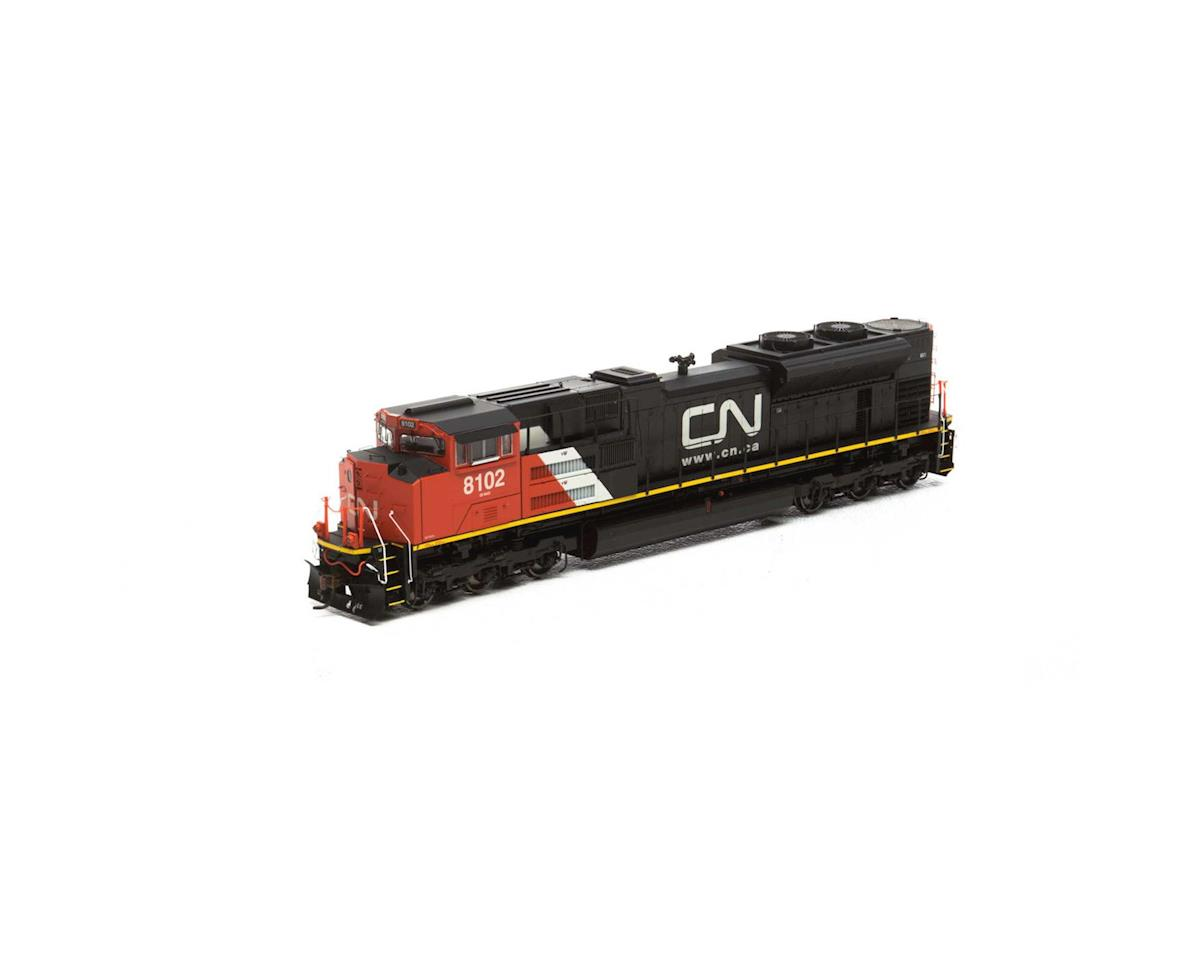 Athearn HO SD70ACe, CN #8102/Re-Paint