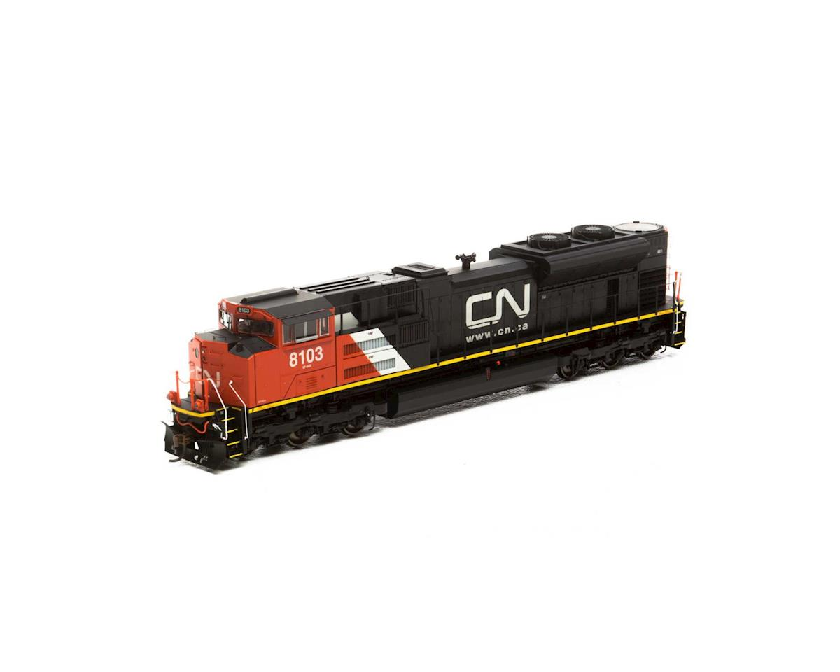 Athearn HO SD70ACe, CN #8103/Re-Paint