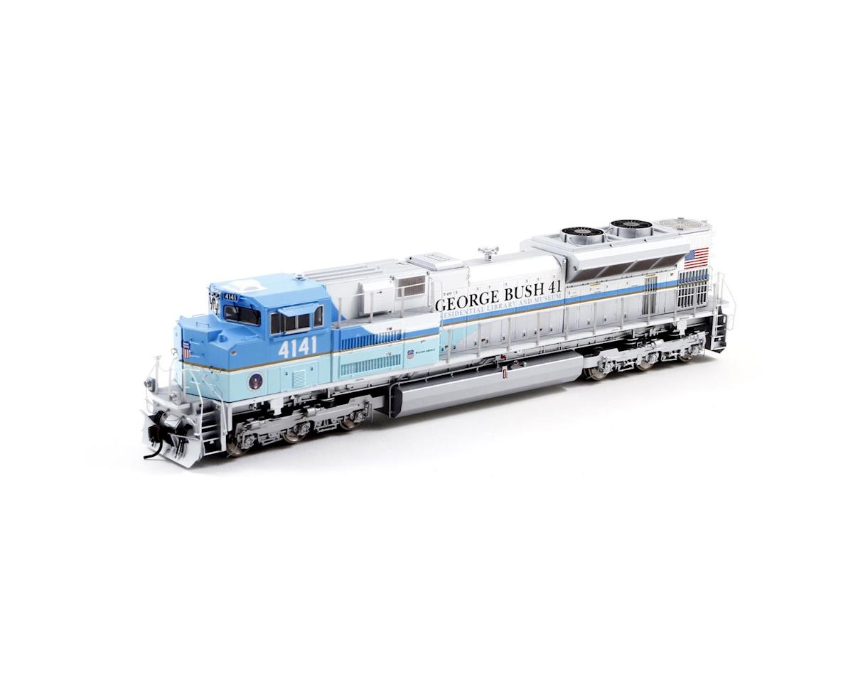 HO SD70ACe w/DCC & Sound, UP/George Bush #4141
