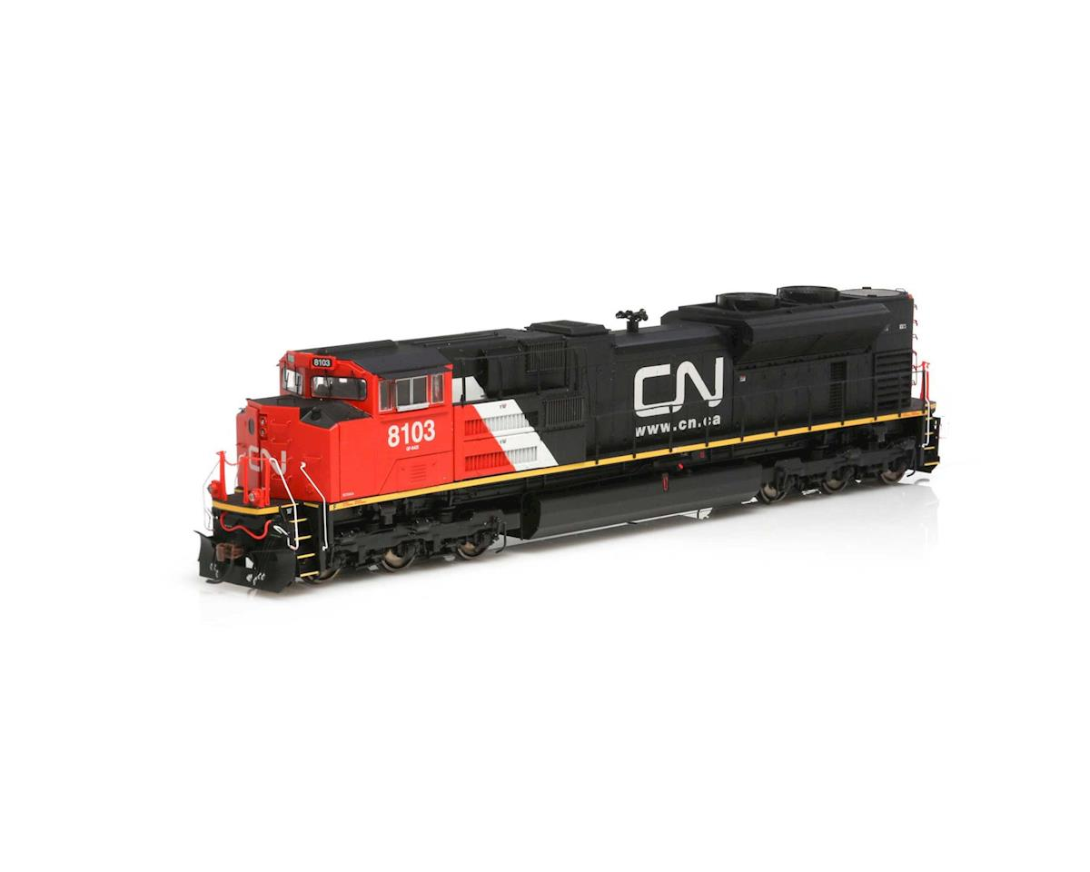 Athearn HO SD70ACe w/DCC & Sound, CN #8103/Re-Paint