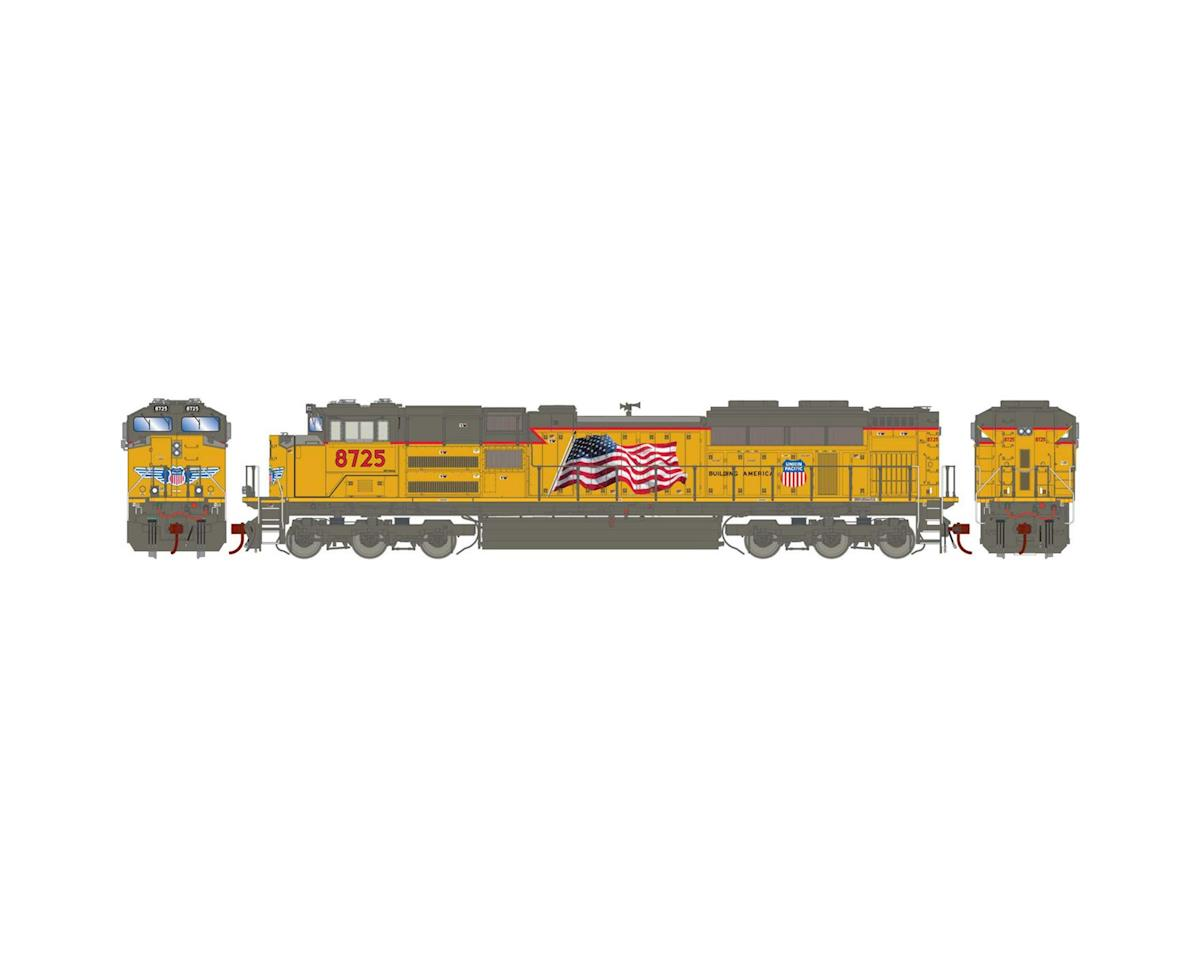 Athearn HO SD70ACe w/DCC & Sound, UP #8725