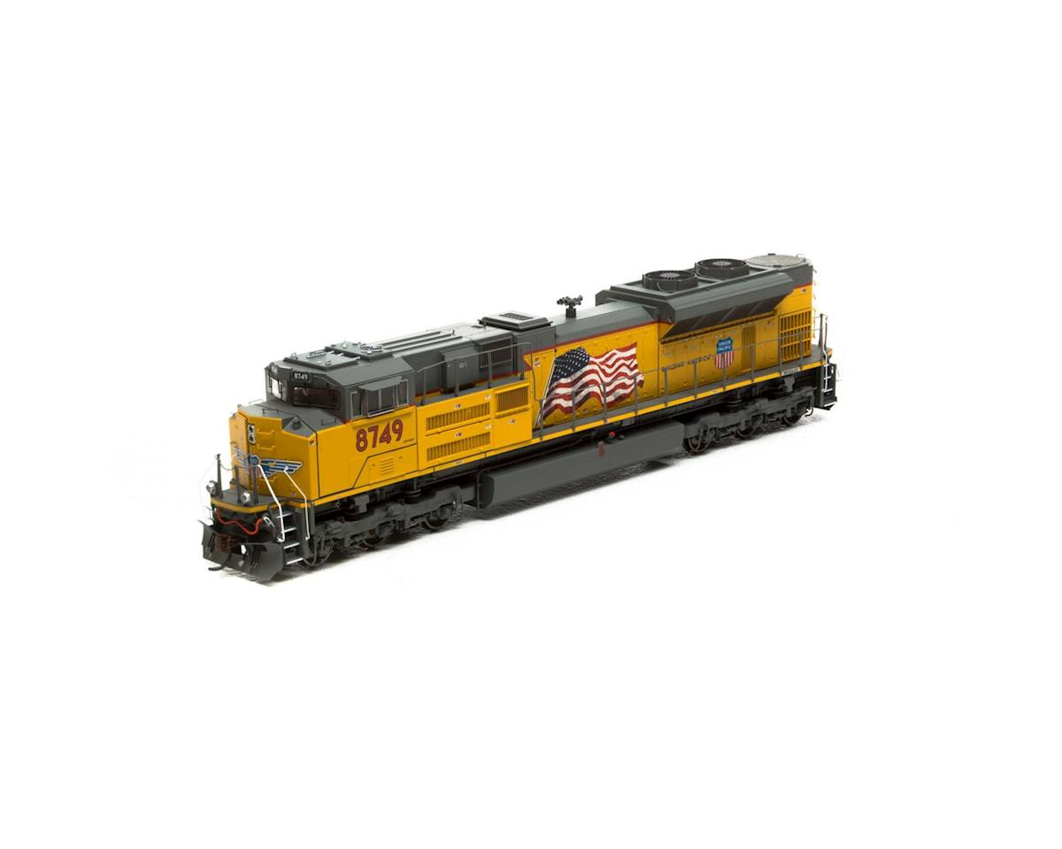 Athearn HO SD70ACe w/DCC & Sound, UP #8749