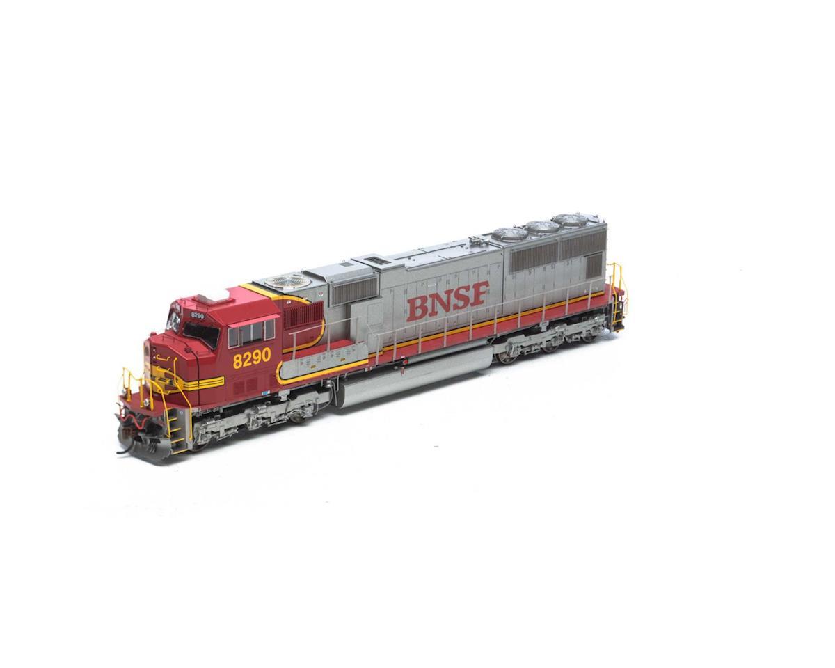 HO SD75I, BNSF #8290 by Athearn