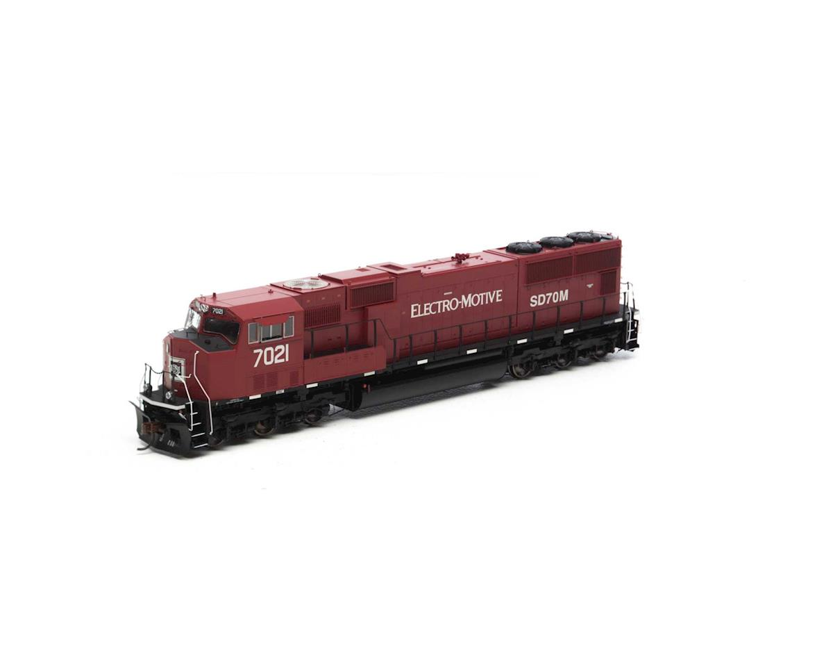 Athearn HO SD70M, EMD Lease #7021