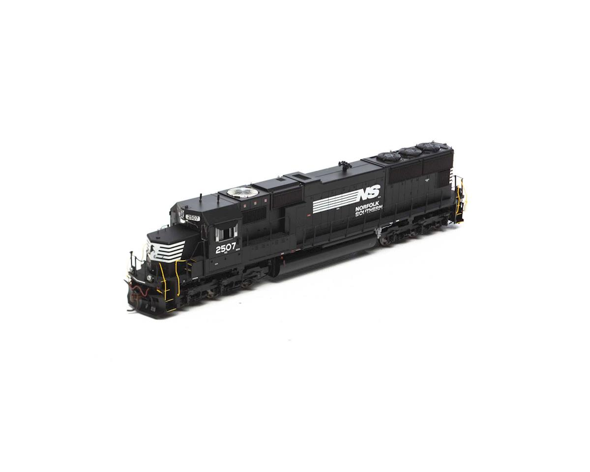HO SD70, NS #2507 by Athearn