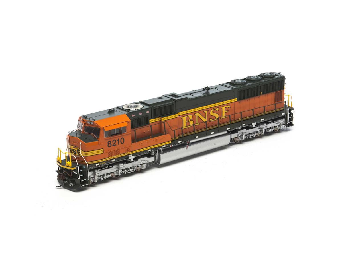 HO SD75M, BNSF #8210 by Athearn