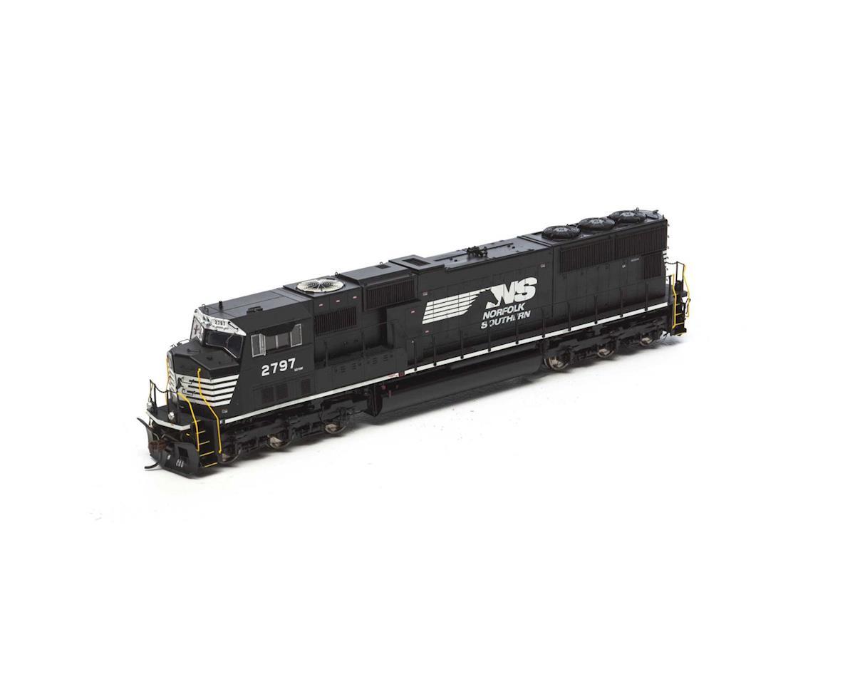 Athearn HO SD70M, NS/Ex-NYS&W #2797