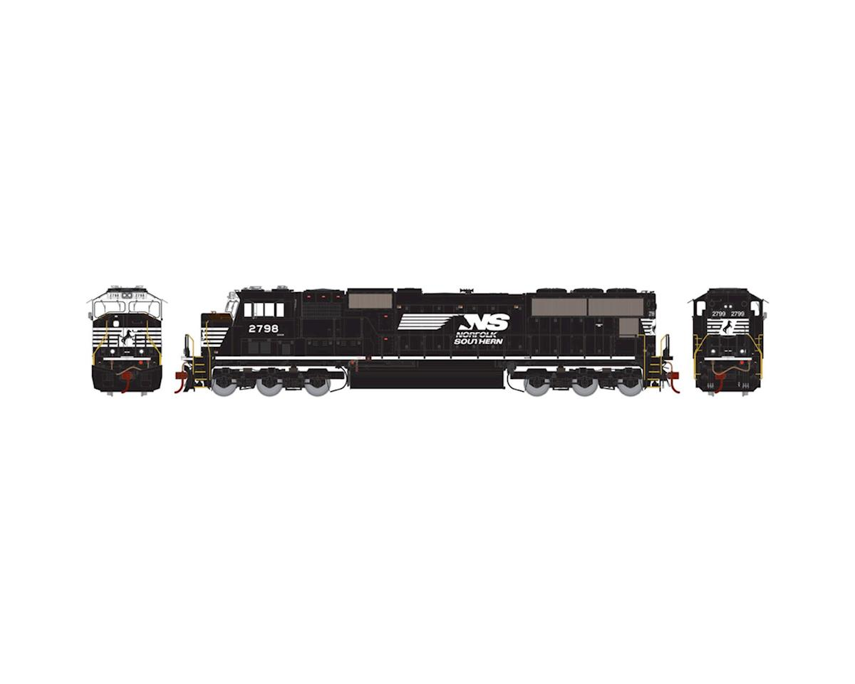 HO SD70M, NS/Ex-NYS&W #2798 by Athearn