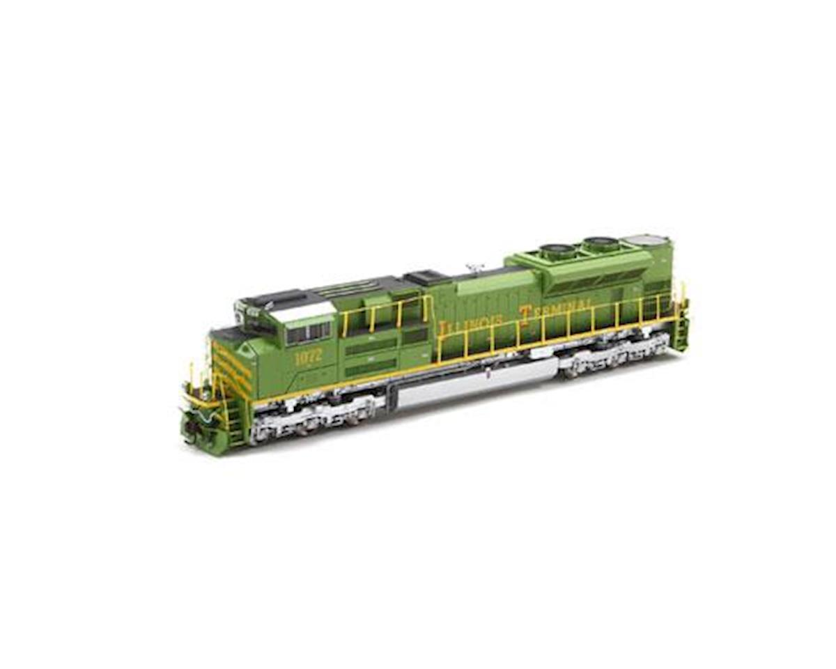 HO SD70ACe, NS/IT Heritage #1072 by Athearn