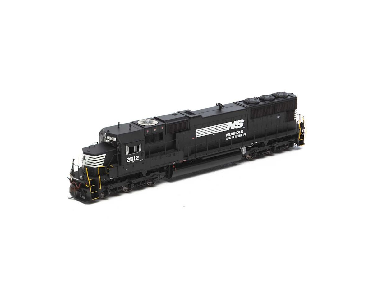 Athearn HO SD70 w/DCC & Sound, NS #2512