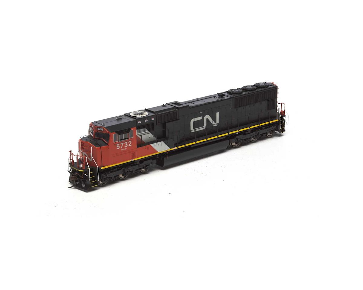 Athearn HO SD75I w/DCC & Sound, CN #5732