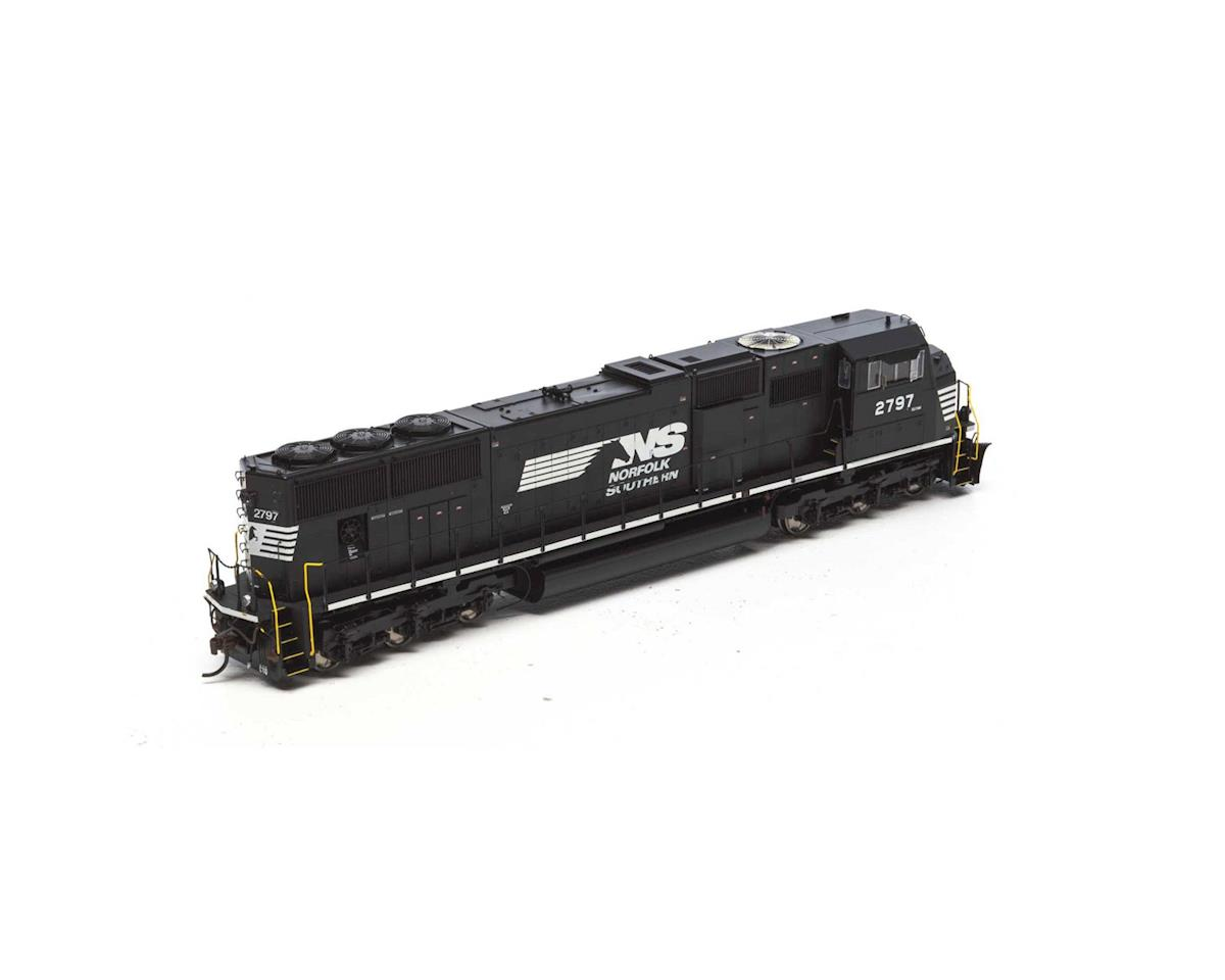 HO SD70M w/DCC & Sound, NS/Ex-NYS&W #2797 by Athearn