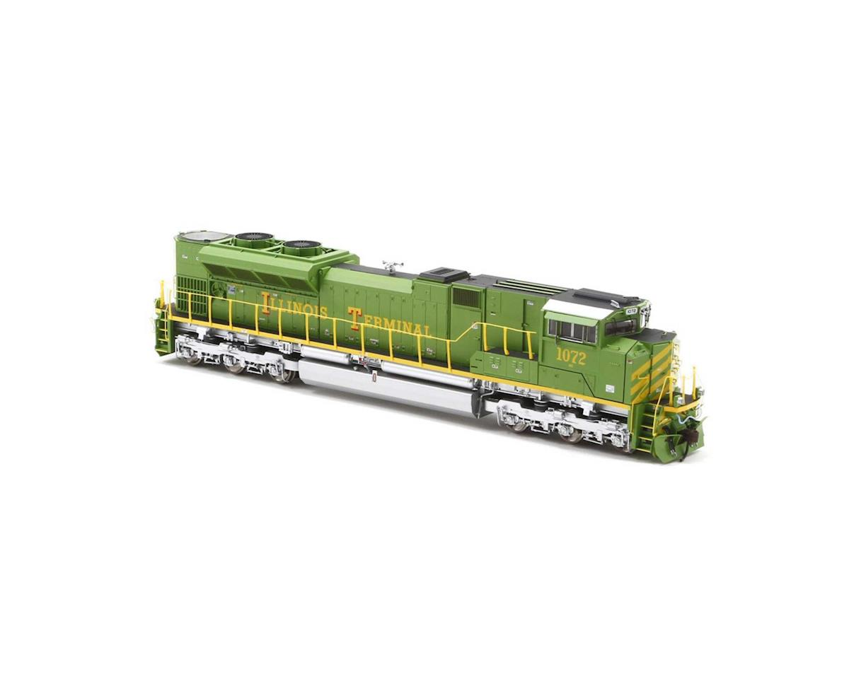 HO SD70ACe w/DCC & Sound, NS/IT Heritage #1072 by Athearn