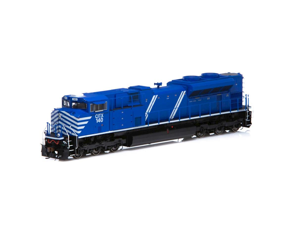HO SD70M-2 w/DCC & Sound, CITX #140 by Athearn