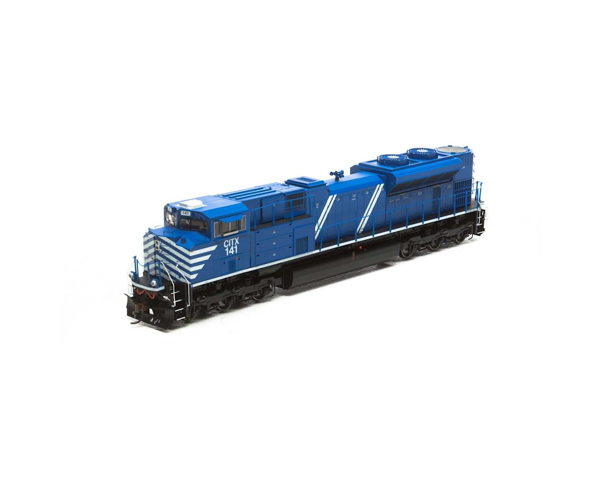 HO SD70M-2 w/DCC & Sound, CITX #141 by Athearn