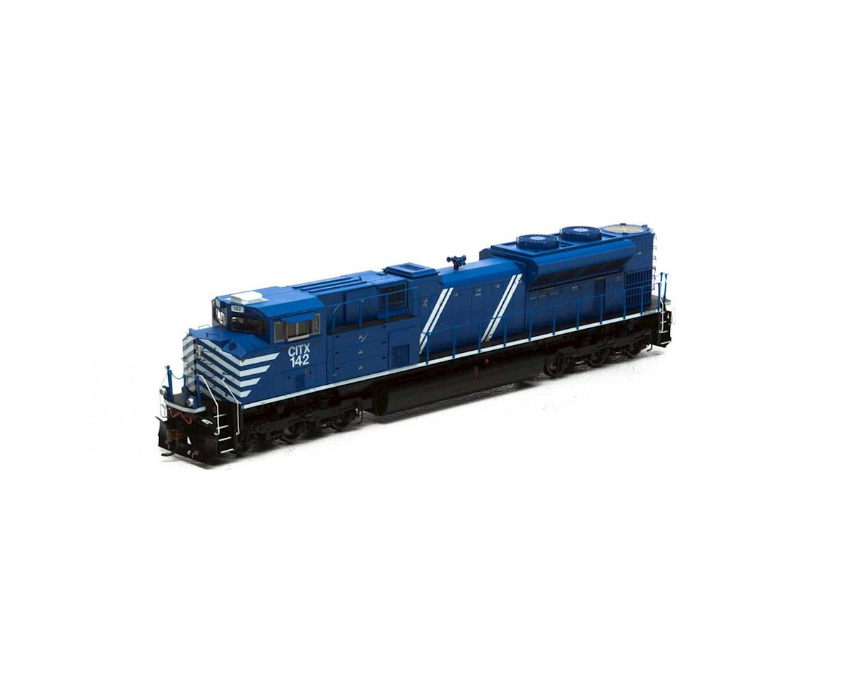 HO SD70M-2 w/DCC & Sound, CITX #142 by Athearn