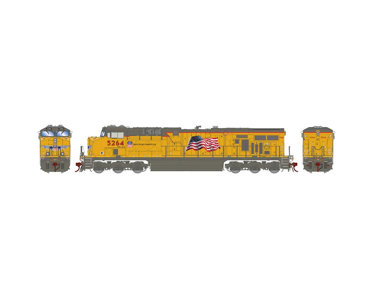 Athearn HO ES44AC w/DCC & Sound, UP/ w/PTC #5264