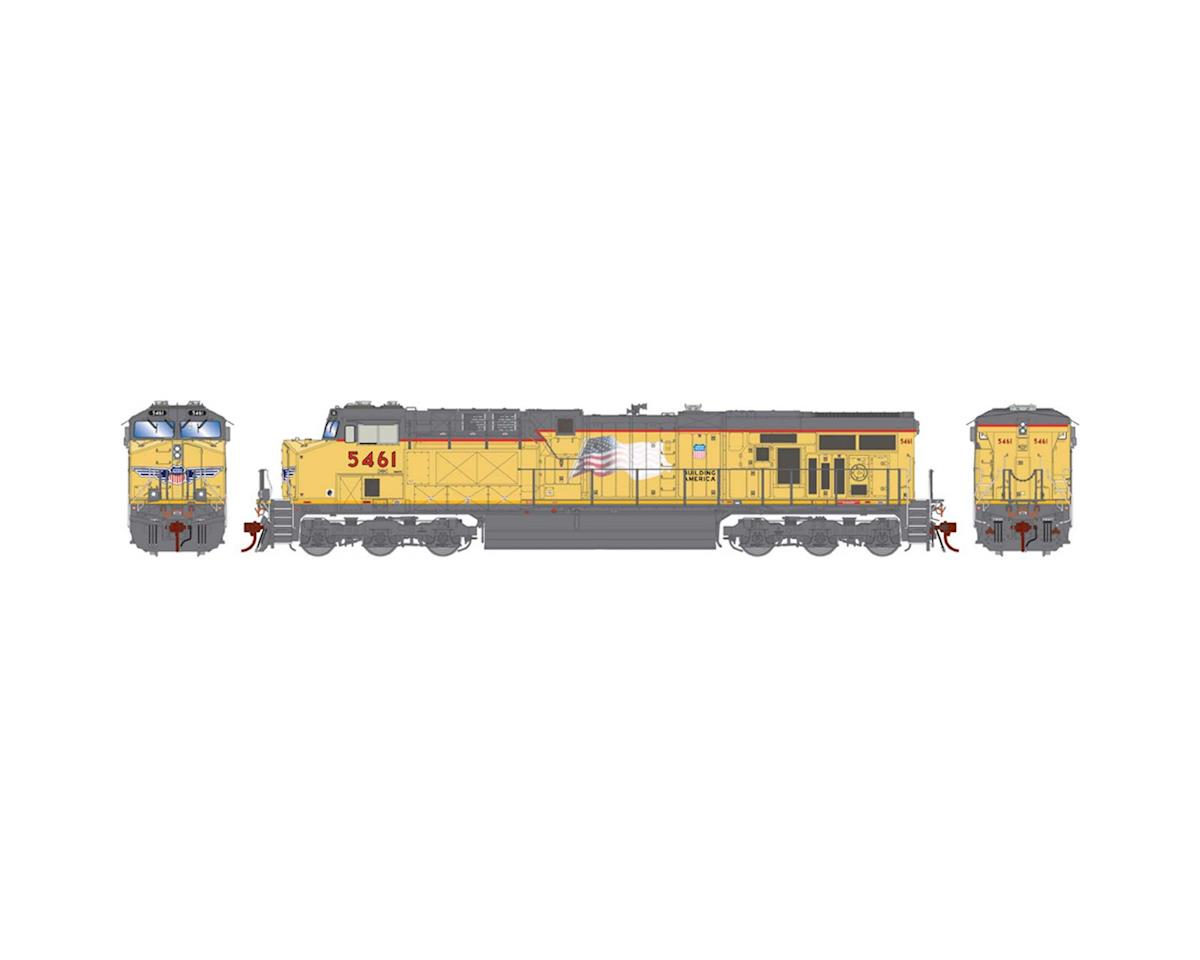 Athearn HO ES44AC w/DCC & Sound, UP/ w/PTC #5461