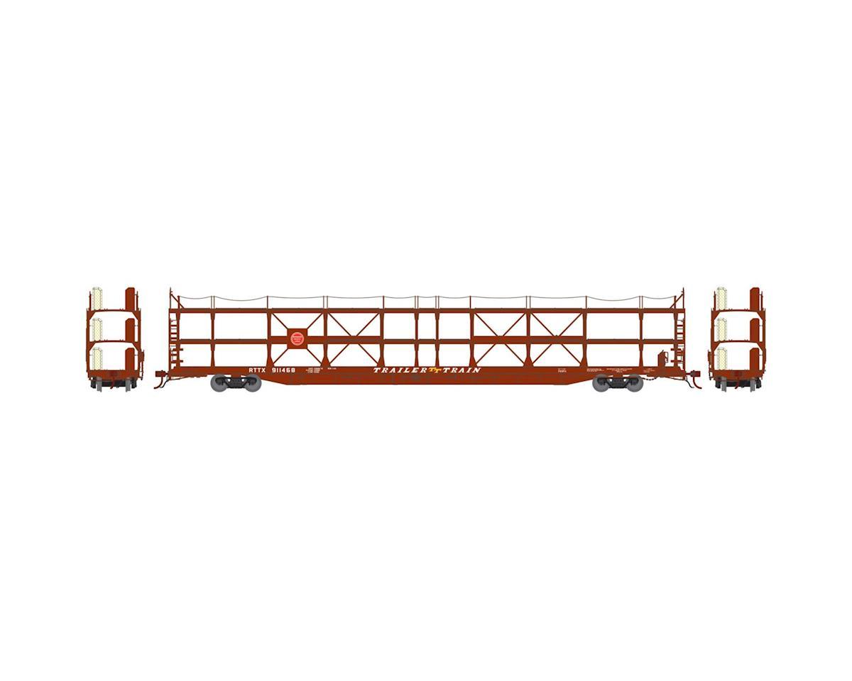 Athearn HO F89-F Tri-Level Auto Rack, MP/T&P #911468