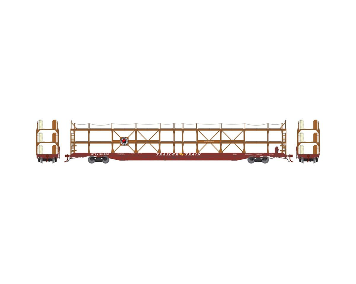 Athearn HO F89-F Tri-Level Auto Rack, NP #911820