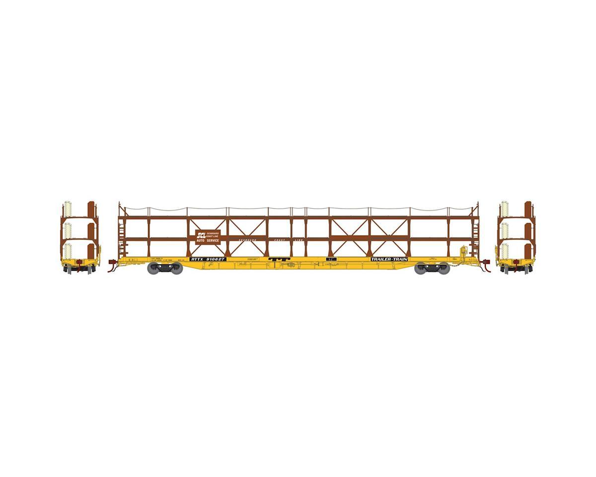 Athearn HO F89-F Tri-Level Auto Rack, SCL #910627