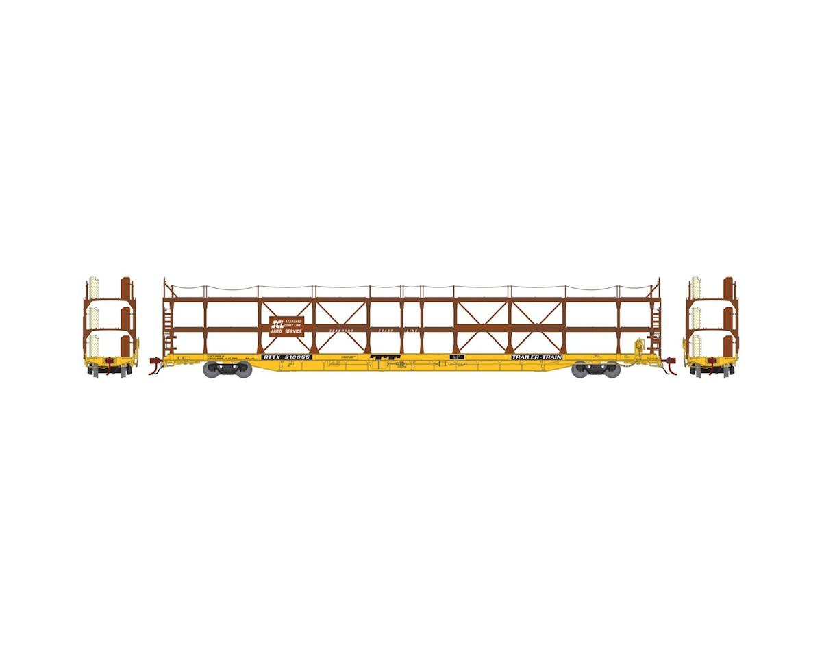 Athearn HO F89-F Tri-Level Auto Rack, SCL #910655