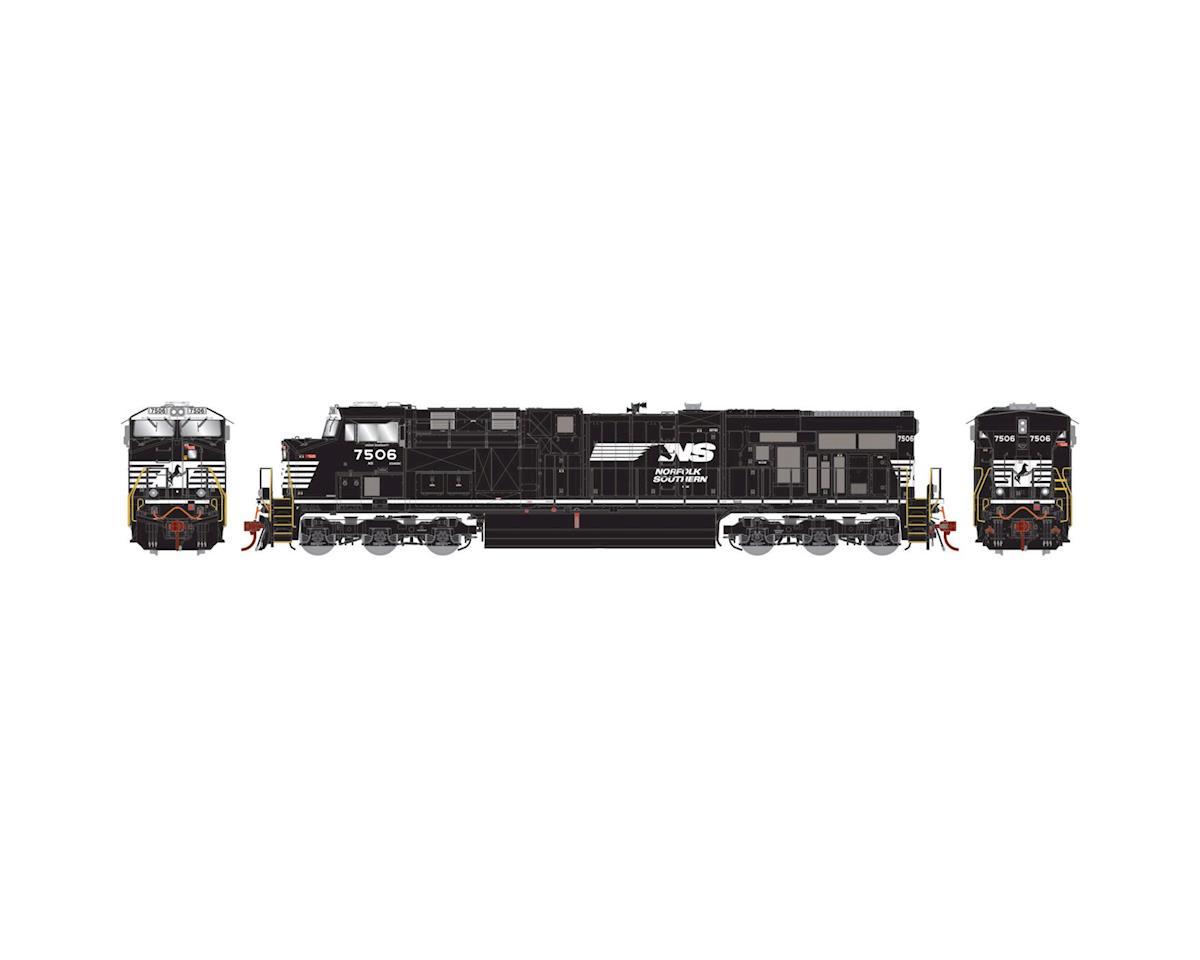 Athearn HO ES40DC, NS #7506