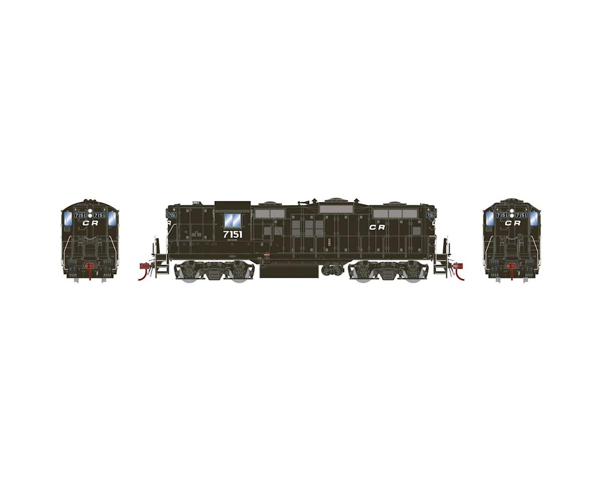Athearn HO GP9, CR #7151
