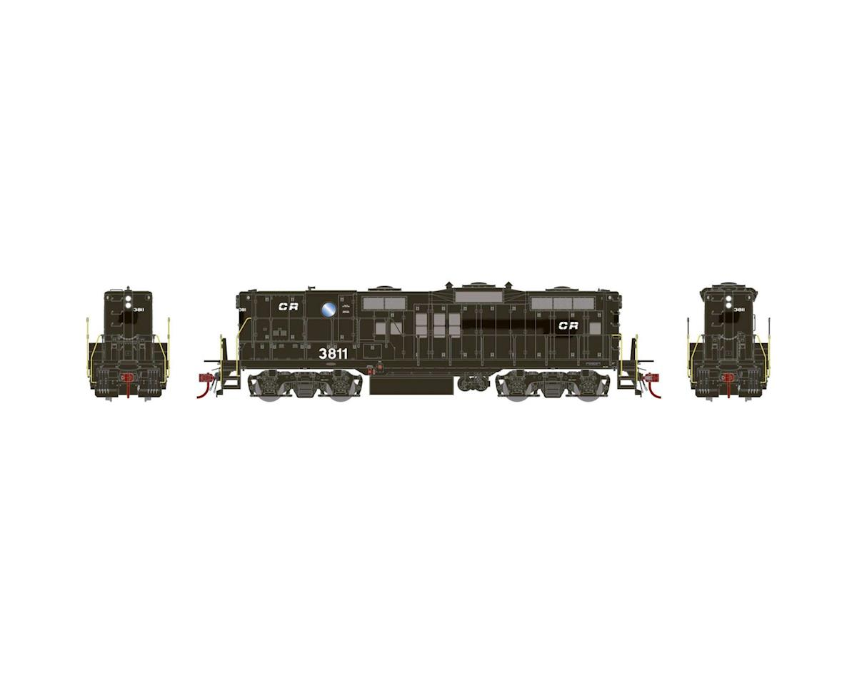 Athearn HO GP9B, CR #3811