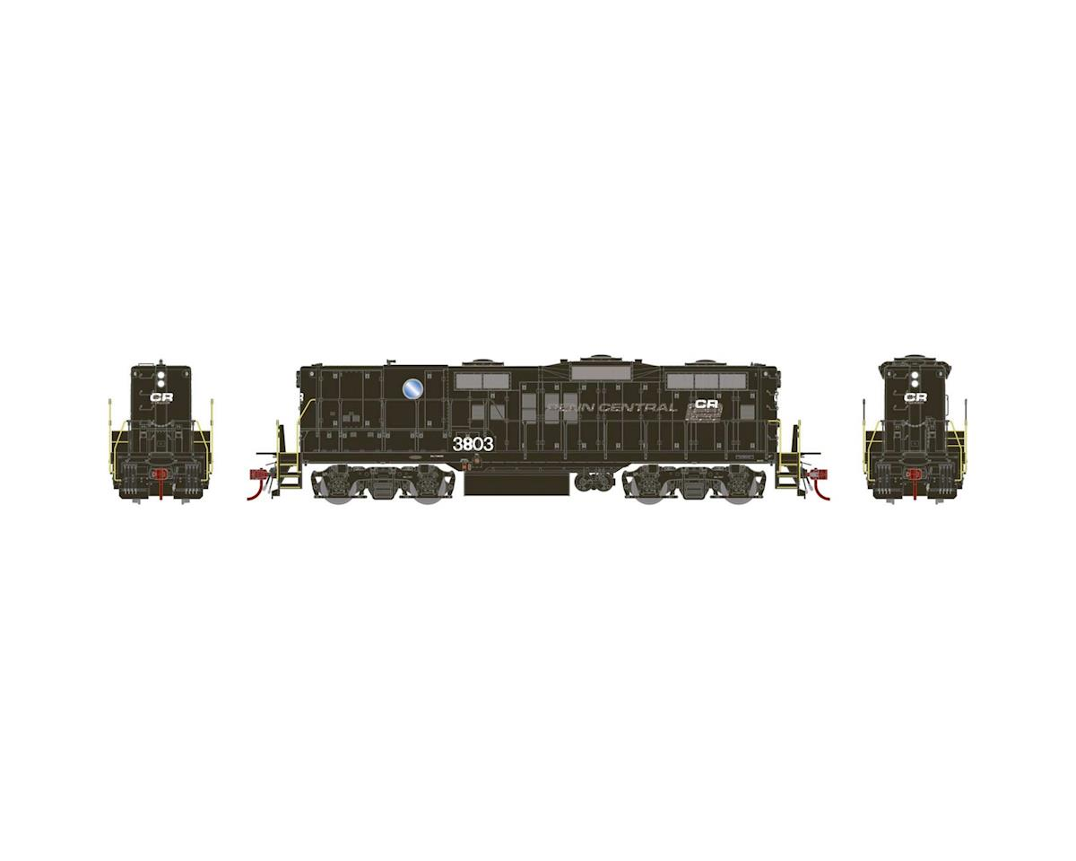 Athearn HO GP9B w/DCC & Sound, CR #3803