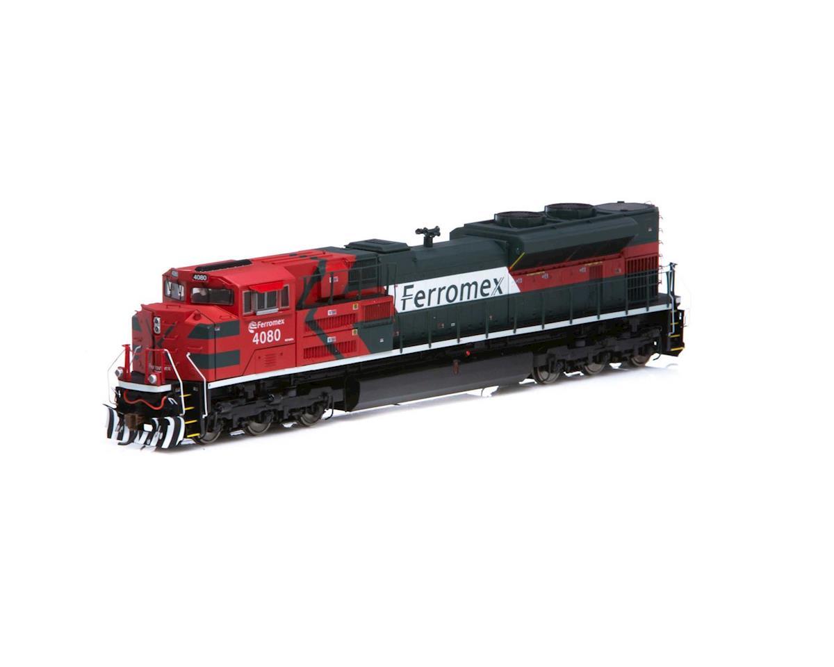 Athearn HO SD70ACe, Ferromex #4080