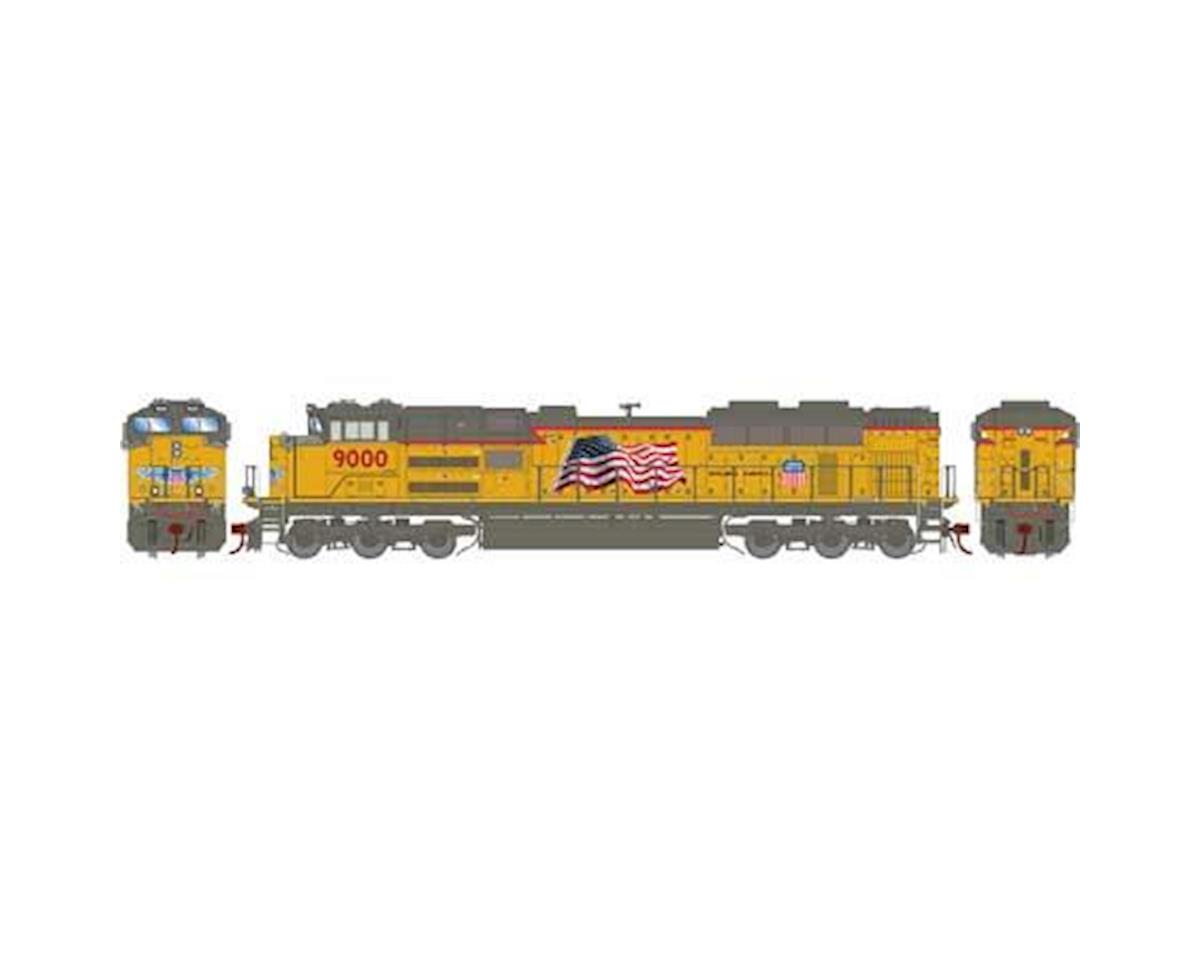 Athearn HO SD70ACe, UP #9000