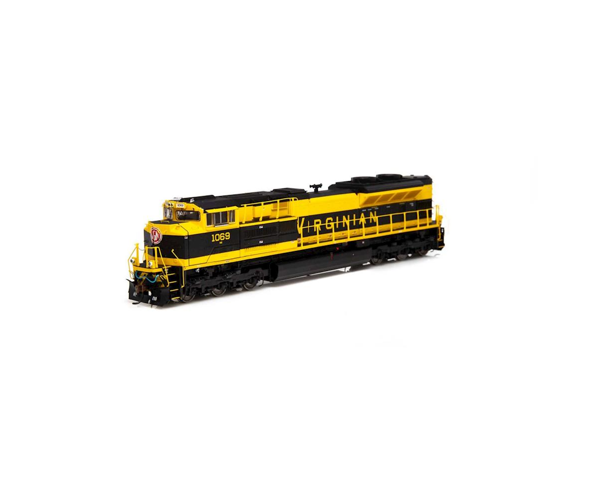 Athearn HO SD70ACe, NS/VGN Heritage #1069