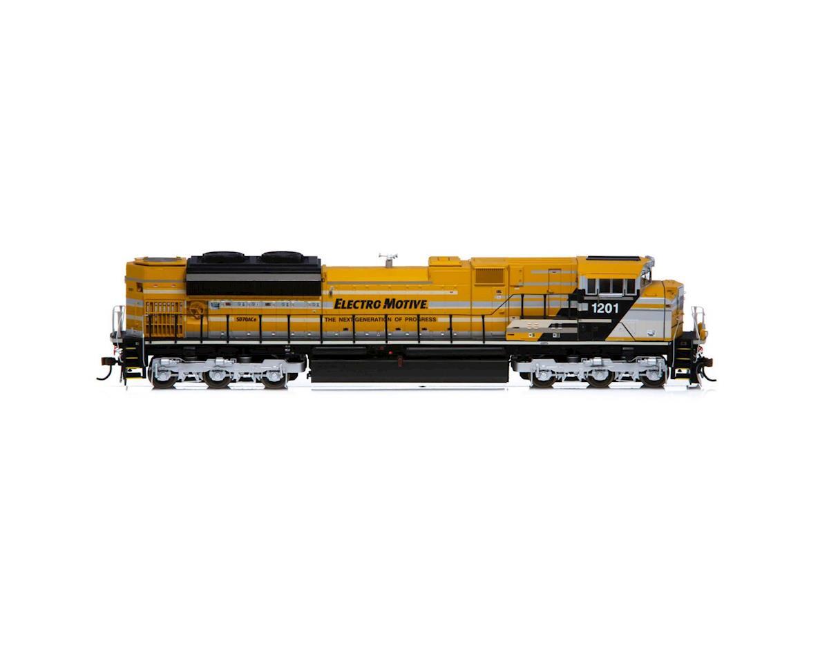 Athearn HO SD70ACe, EMD Lease #1201
