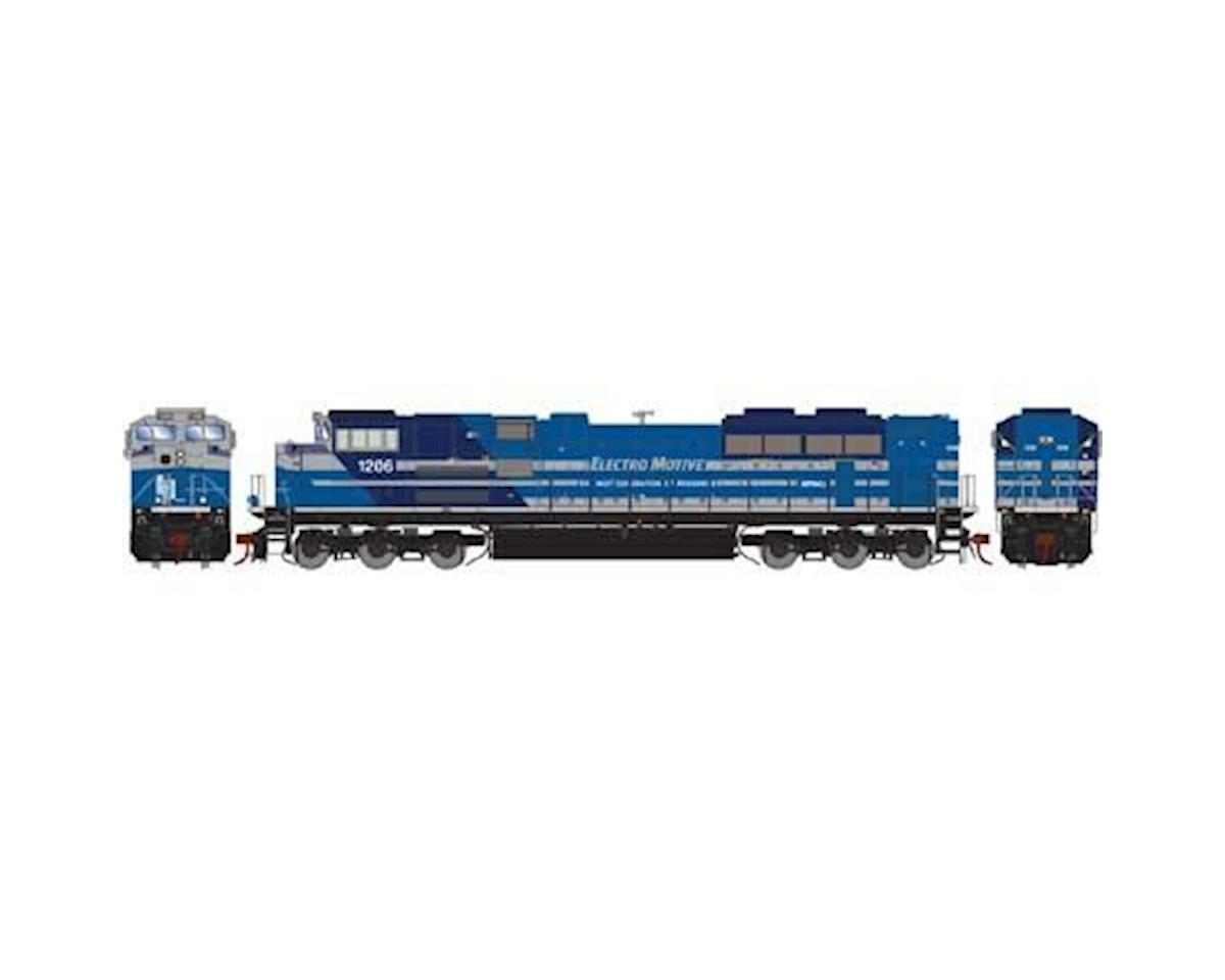 Athearn HO SD70ACe, EMD Lease #1206