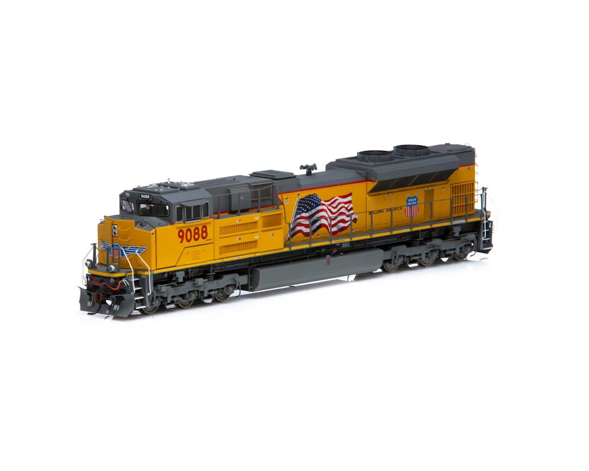 Athearn HO SD70ACe w/DCC & Sound, UP #9088