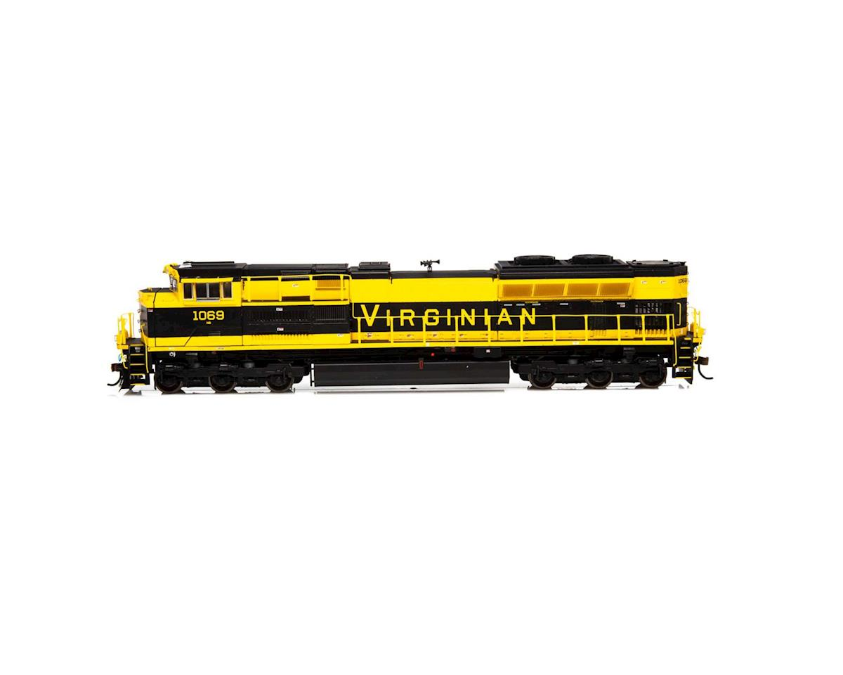 Athearn HO SD70ACe w/DCC & Sound, NS/VGN Heritage #1069