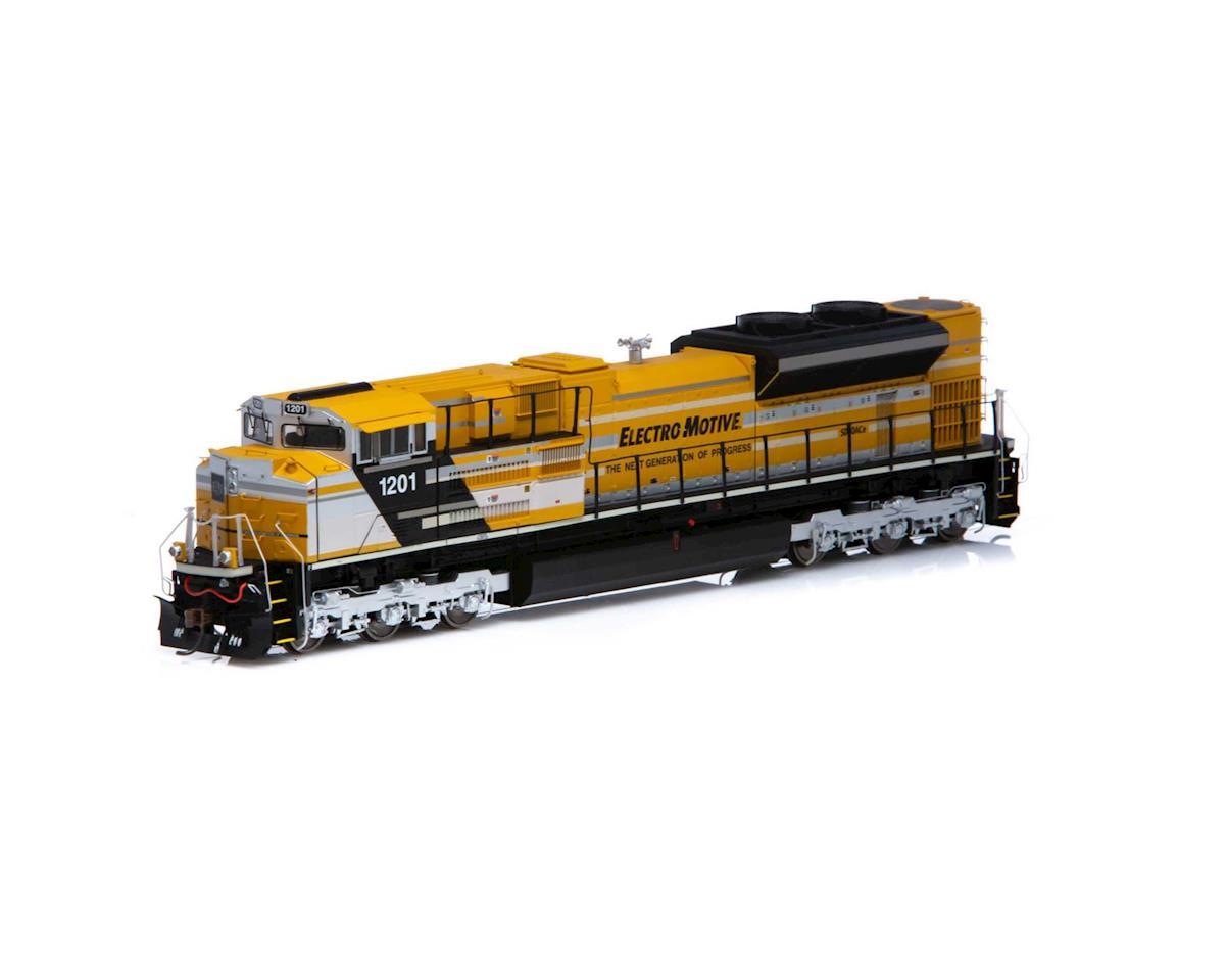 Athearn HO SD70ACe w/DCC & Sound, EMD Lease #1201