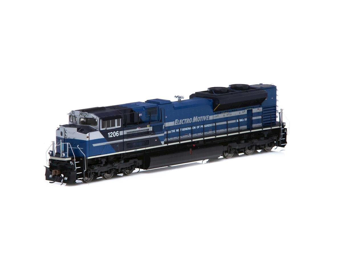 Athearn HO SD70ACe w/DCC & Sound, EMD Lease #1206
