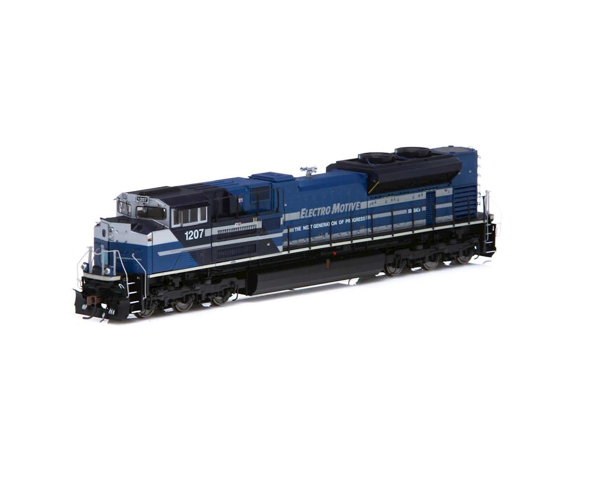 Athearn HO SD70ACe w/DCC & Sound, EMD Lease #1207