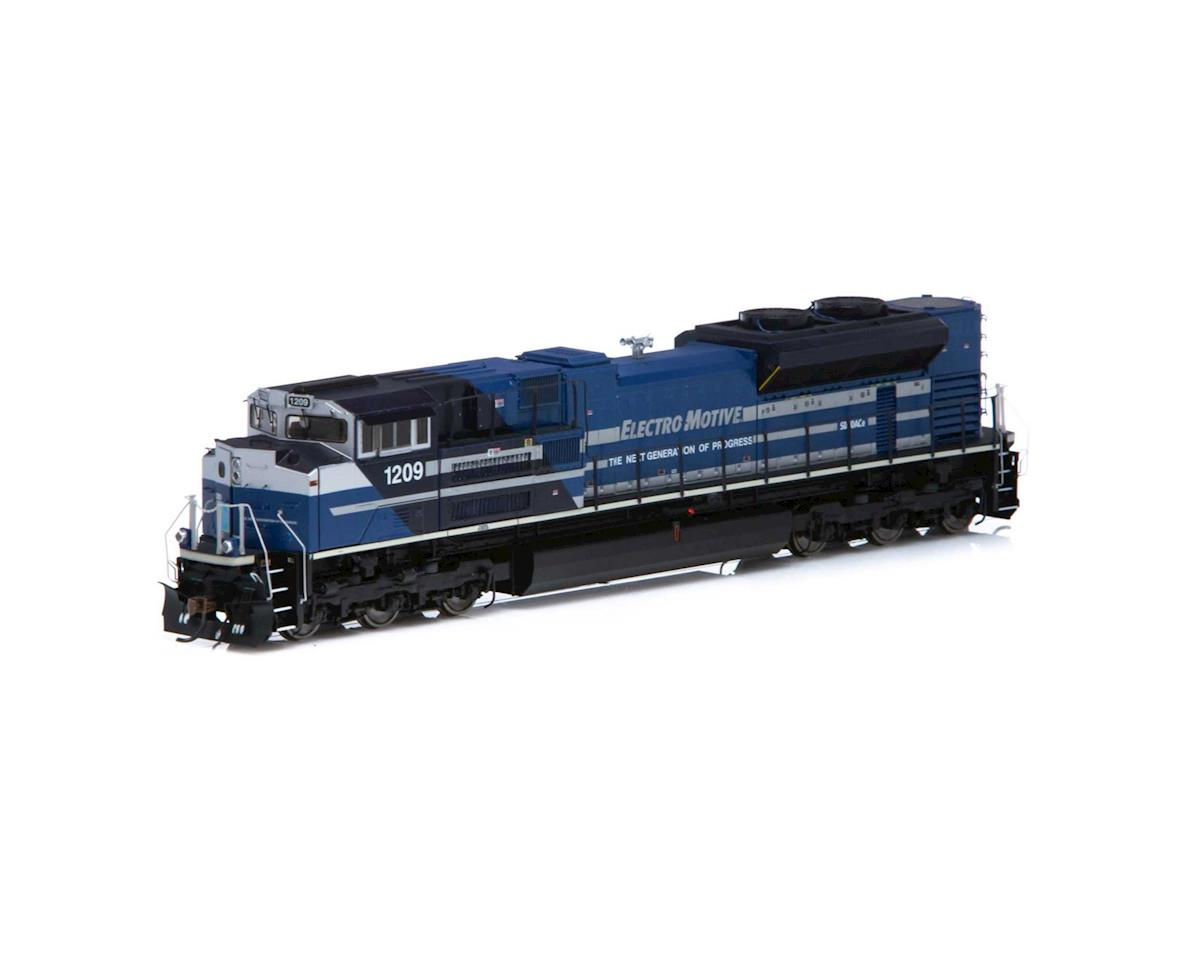 Athearn HO SD70ACe w/DCC & Sound, EMD Lease #1209