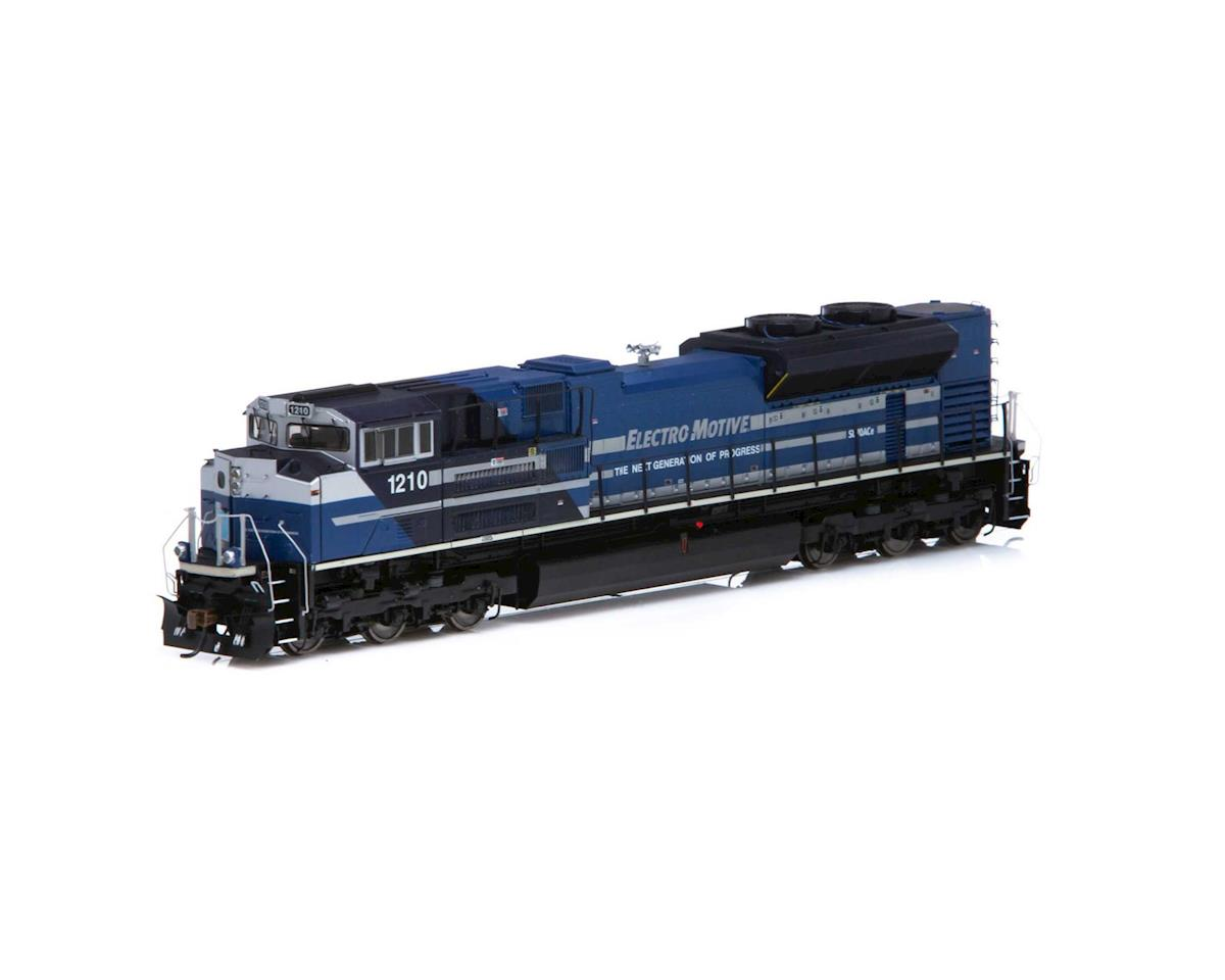 Athearn HO SD70ACe w/DCC & Sound, EMD Lease #1210